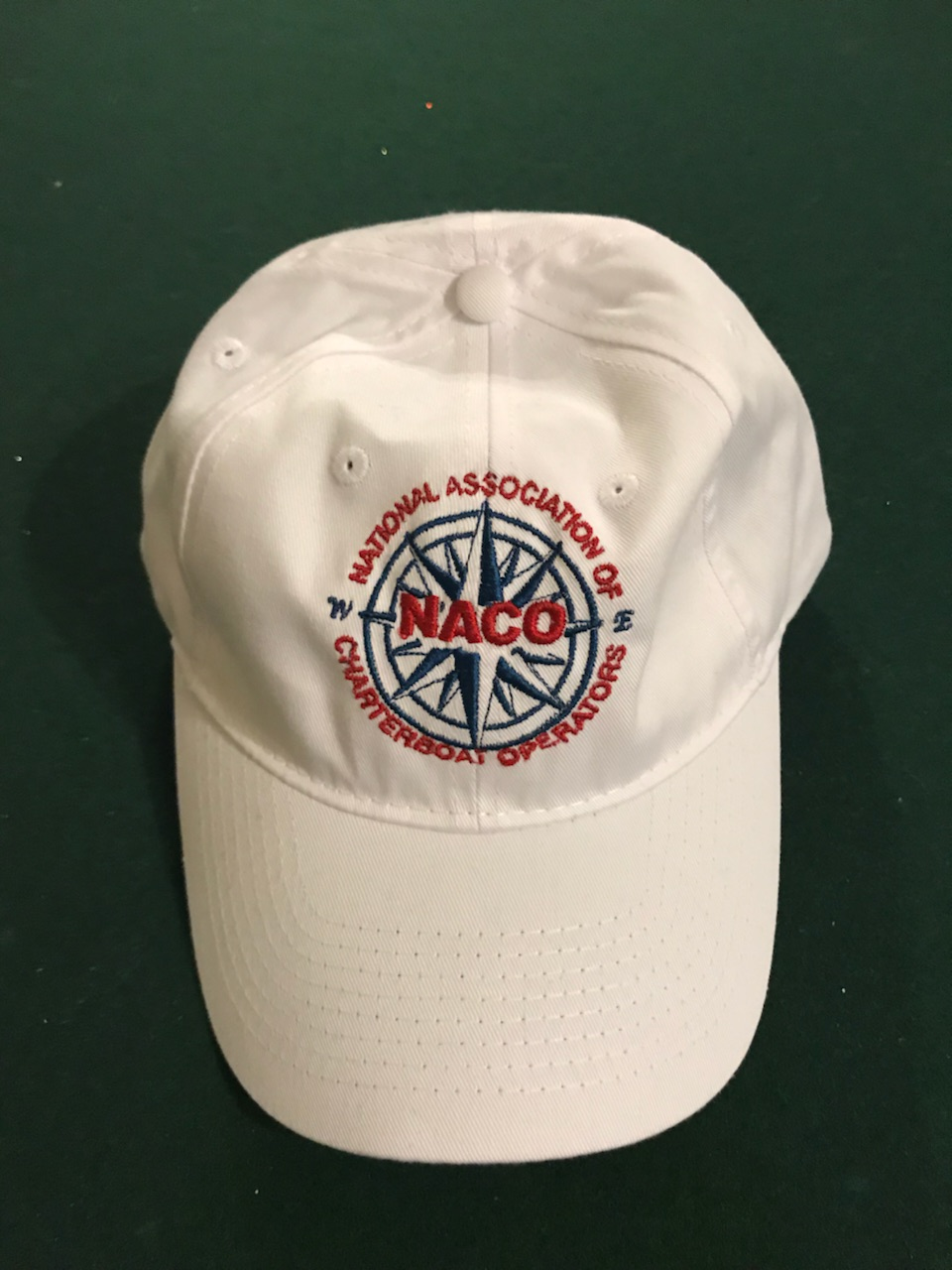 NACO Hat (white)